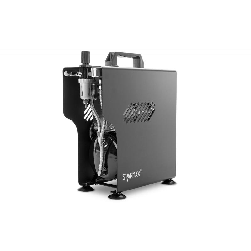 Jednopístový hobby kompresor Sparmax TC-610H Plus