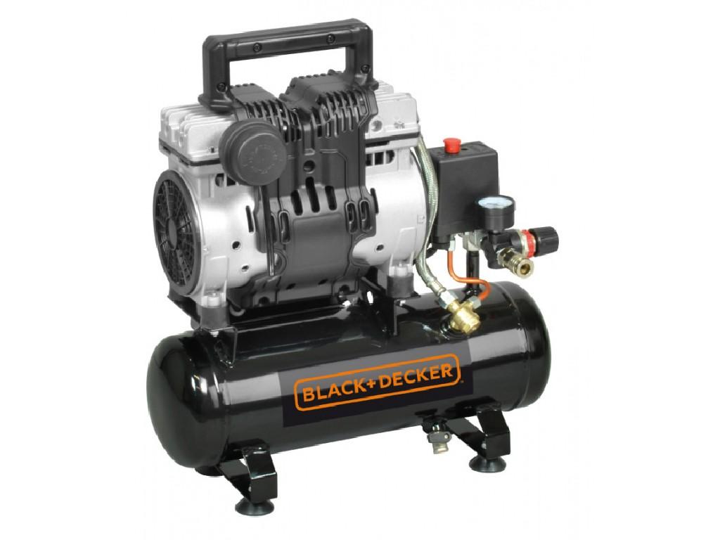 Dvoupístový hobby kompresor BD 100/6-ST