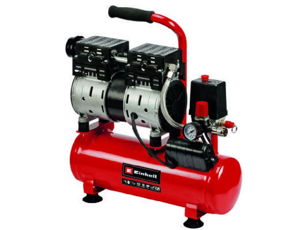 Dvoupístový hobby kompresor TE-AC 6 Silent