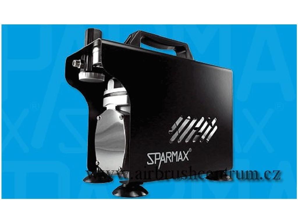 Jednopístový hobby kompresor Sparmax AC-501X