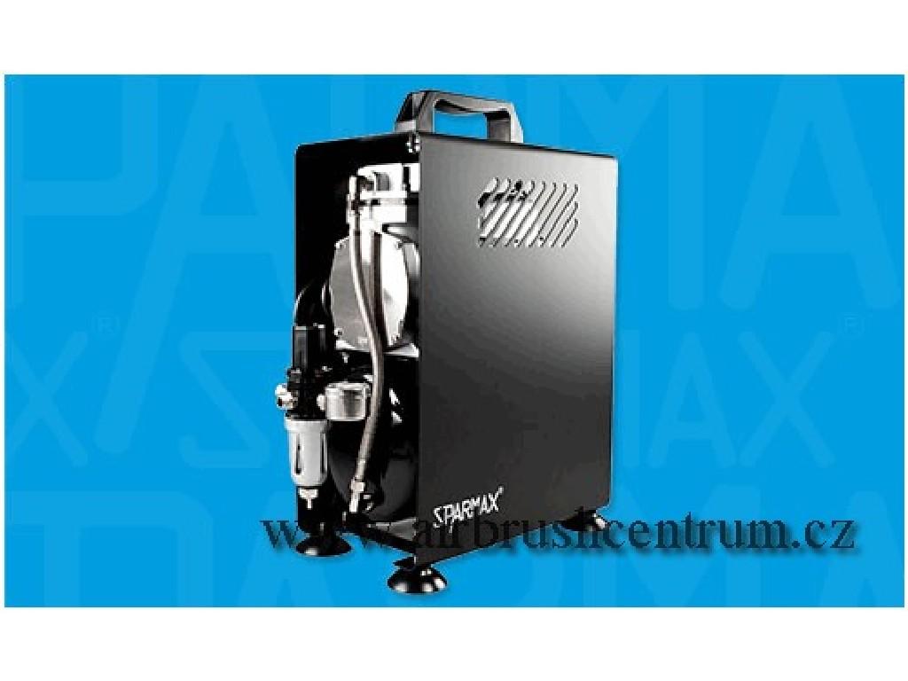 Jednopístový hobby kompresor Sparmax TC-610H