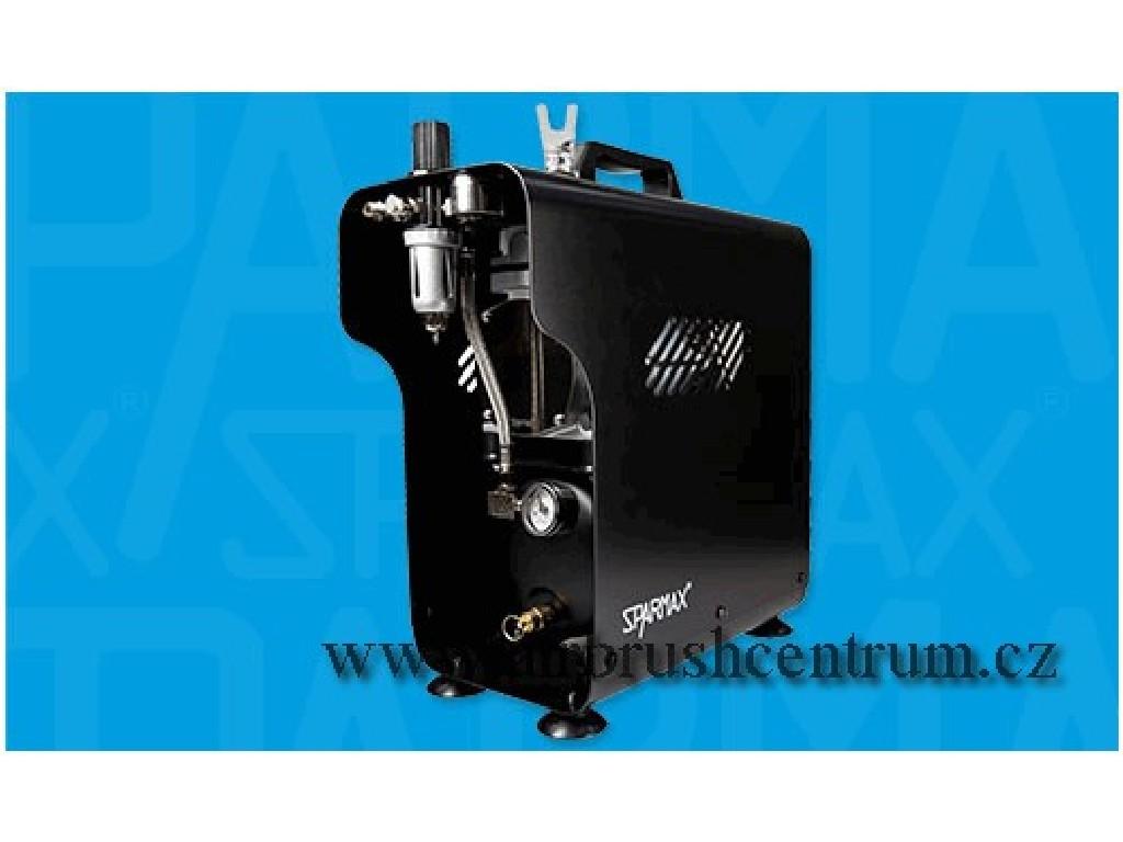 Dvoupístový hobby kompresor Sparmax AC-620X