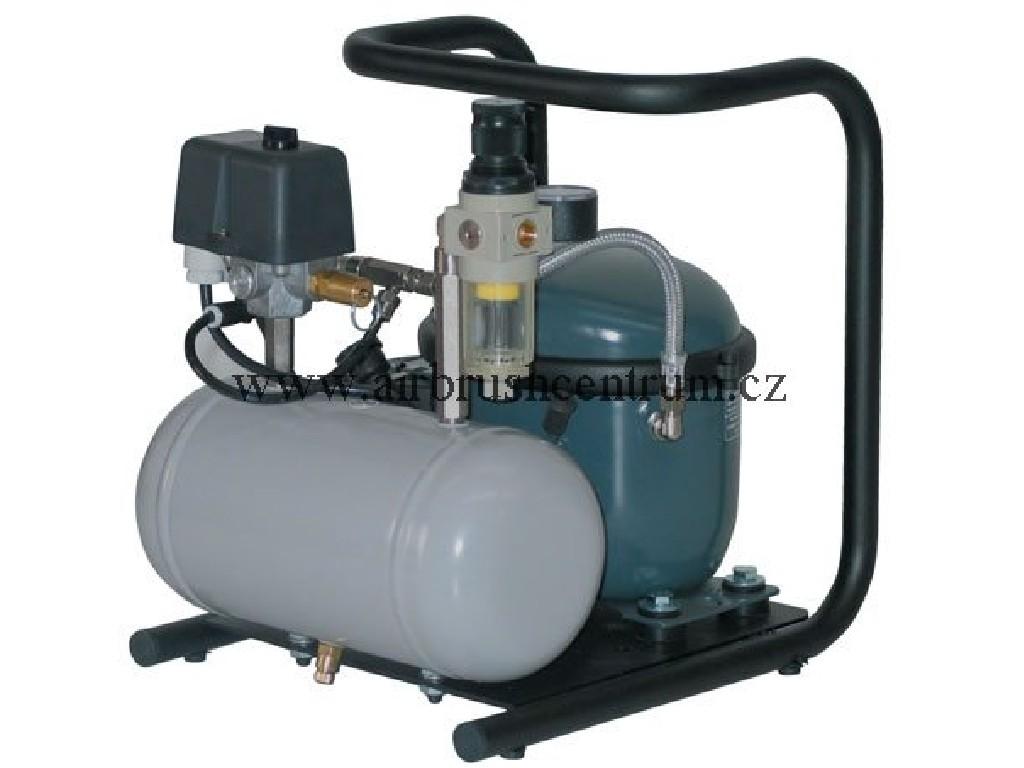 Olejový kompresor Sil Air 15 TC