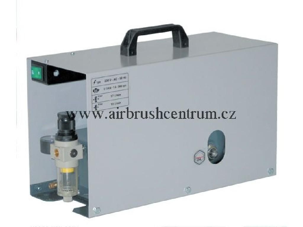 Olejový kompresor Sil Air 15 A