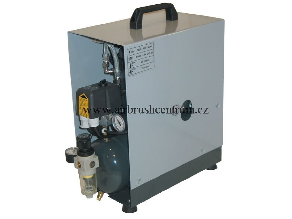 Olejový kompresor Sil Air 30/4