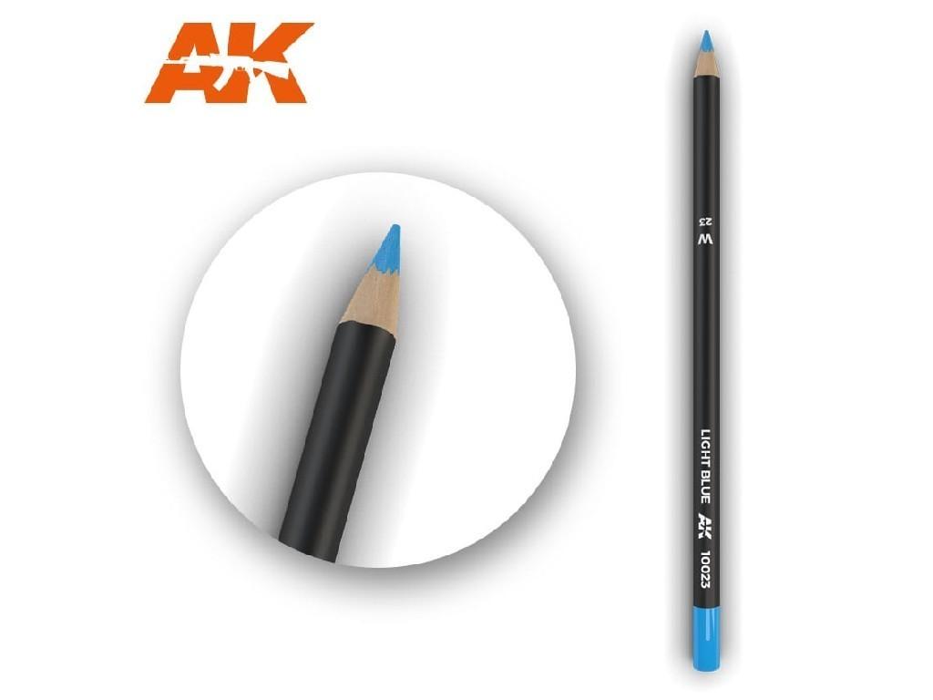 AK Interactive - AK10023 - Akvarelová tužka na odřeniny - Light Blue