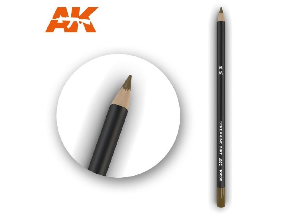 AK Akvarelová tužka na odřeniny - Streaking Dirt