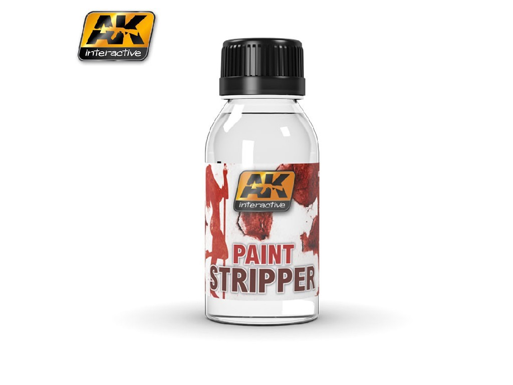 AK Interactive - Paint Stripper