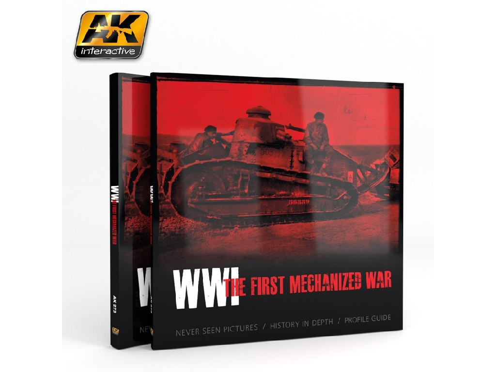 AK Interactive - WWI The First Mechanized War