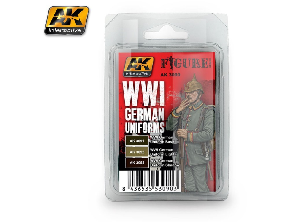 AK Interactive - WWI German Uniforms