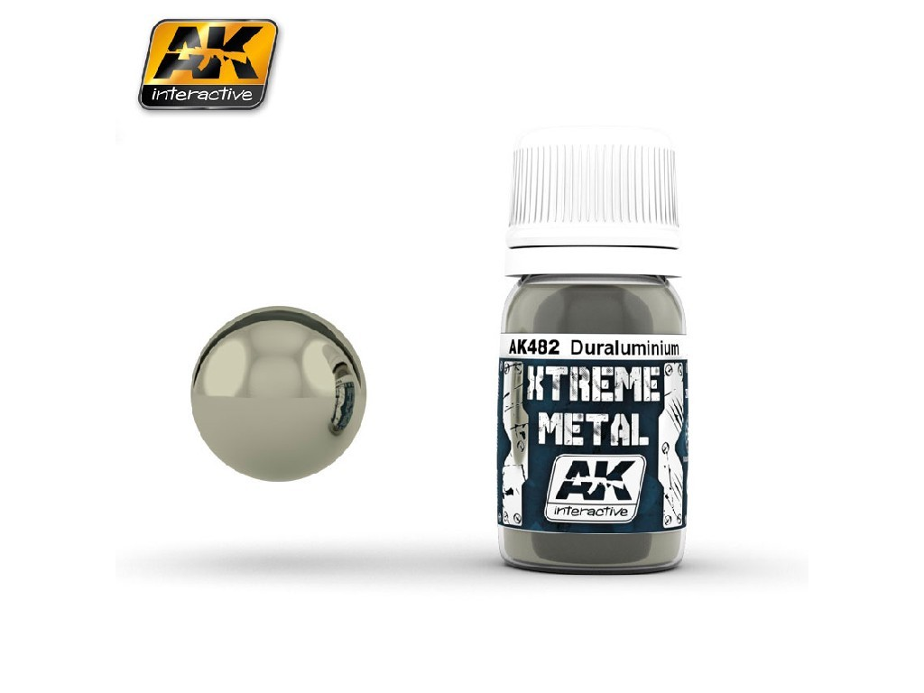 AK Interactive - Xtreme Metal Duraluminium