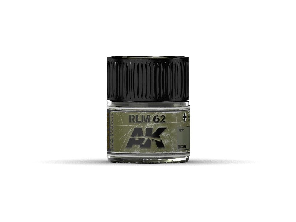 AK Real Colors - RLM 62