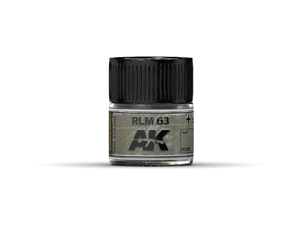 AK Real Colors - RLM 63