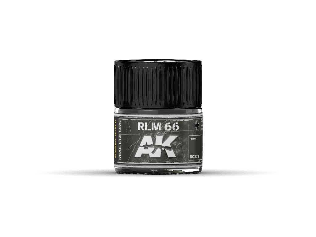AK Real Colors - RLM 66
