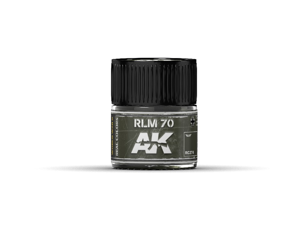 AK Real Colors - RLM 70