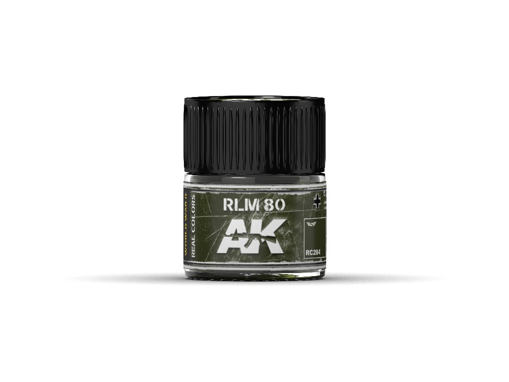 AK Real Colors - RLM 80