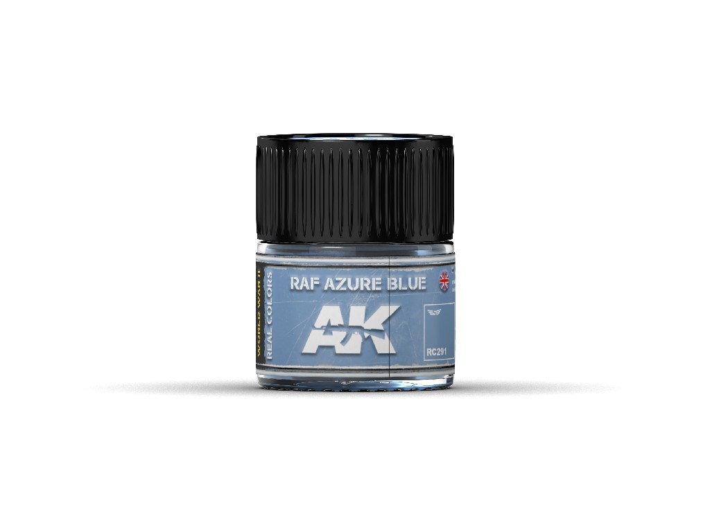 AK Real Colors - RAF Azure Blue 10 ml.