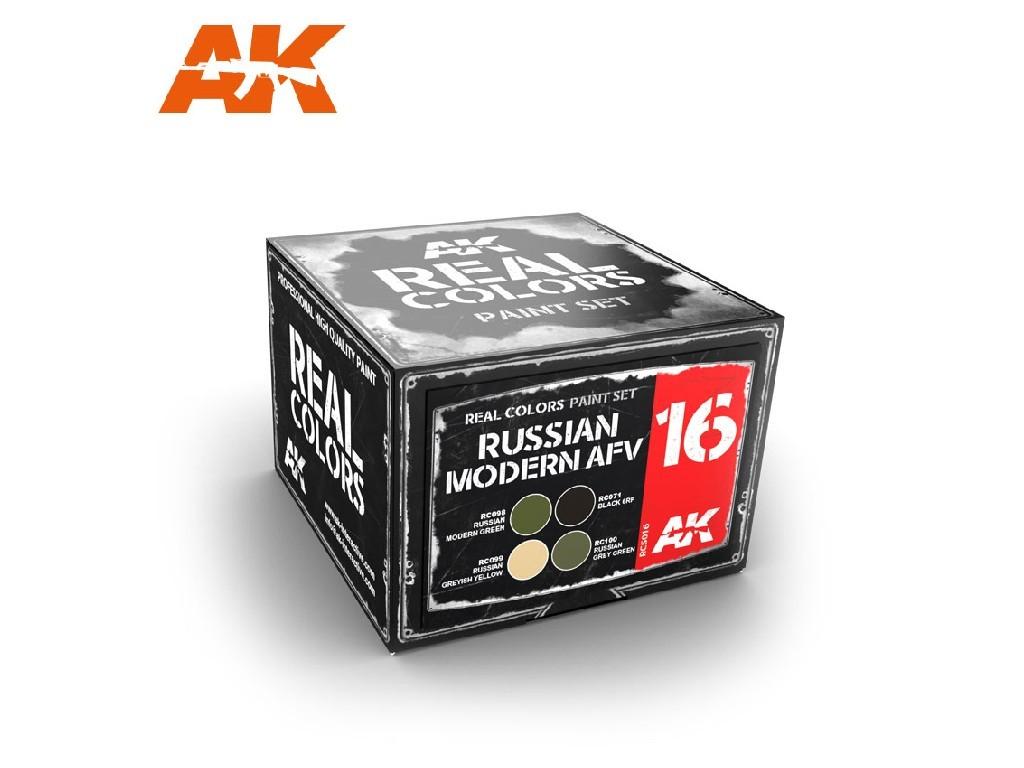 AK Interactive - Russian Modern AFV Set