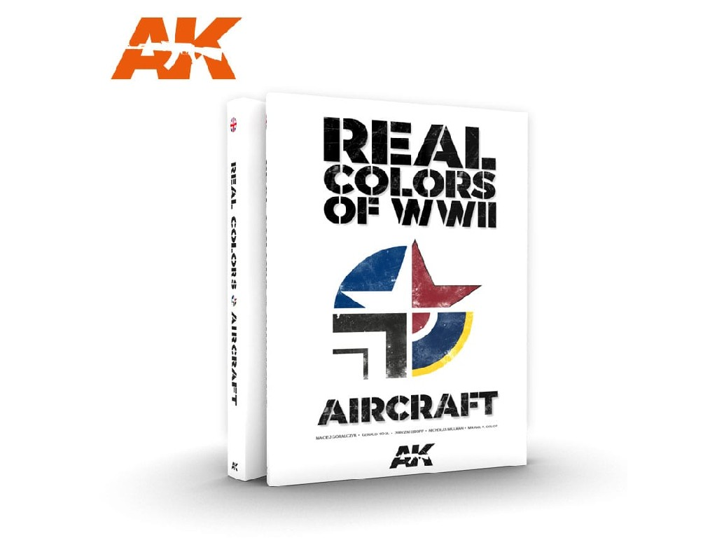 AK Interactive - WWII Real Colors for aircraft