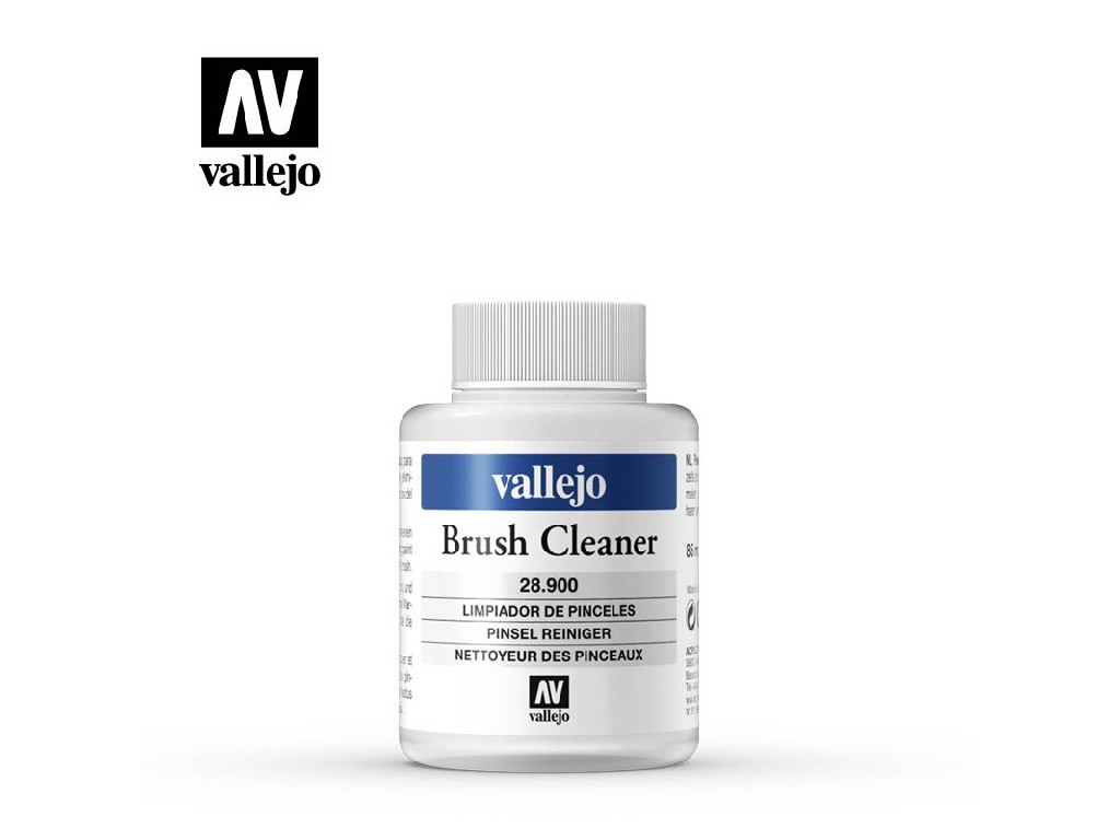 Vallejo  - Brush Cleaner 28900 85 ml.