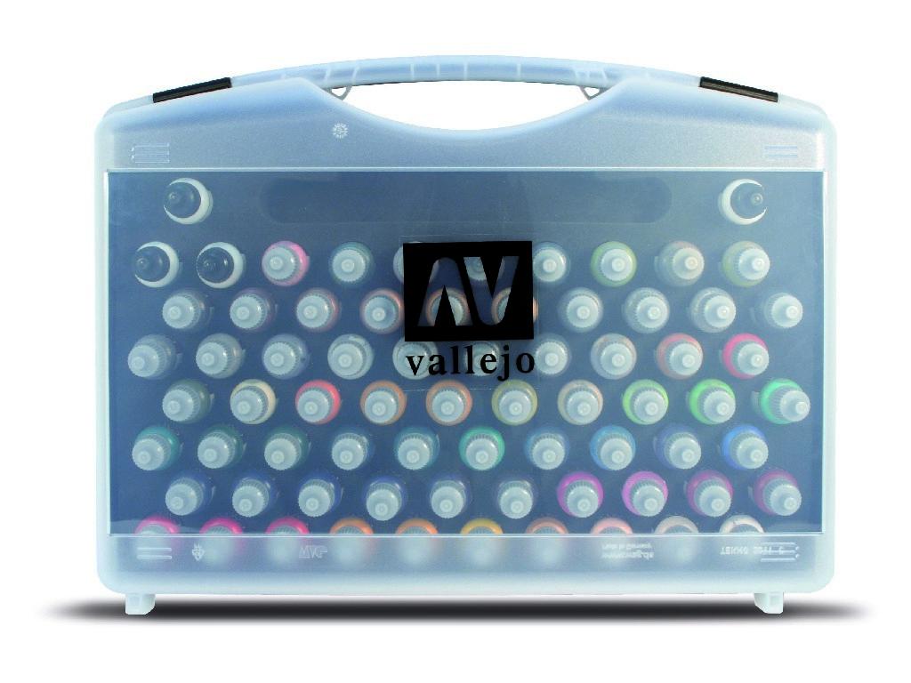 Vallejo Game Color Set - Game Color Case 72x17 ml. 72172