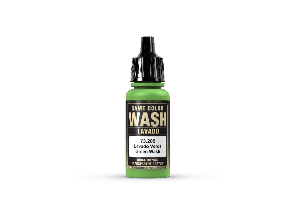 Vallejo - Game Color 73205 Green 17 ml.