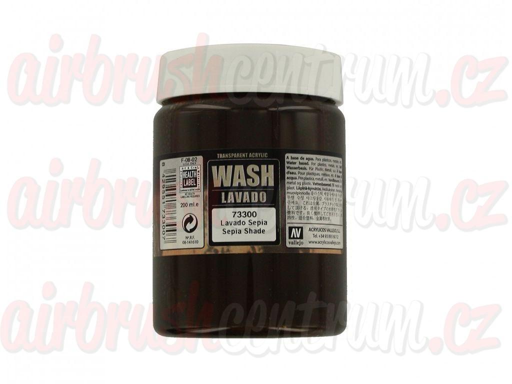 Vallejo - Game Color 73300 - Sepia Wash 200 ml.