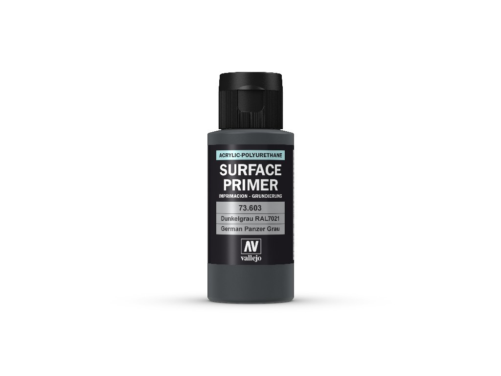 Vallejo Surface Primer - Ger. Panzer Grey 73603 60 ml.