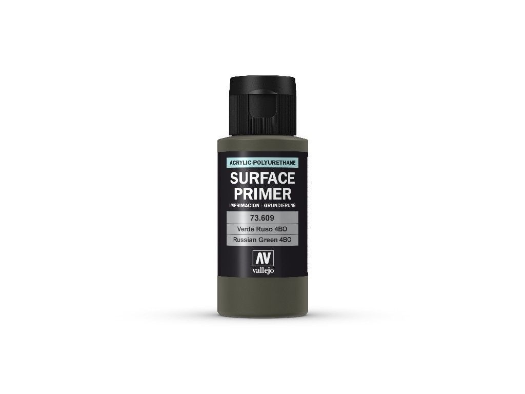 Vallejo - Surface Primer 73609 Russian Green 4BO 60 ml.
