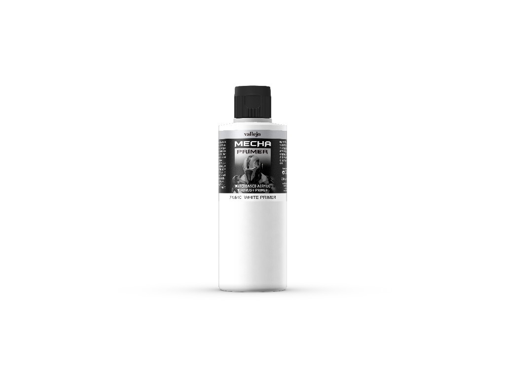 Vallejo - Surface Primer 74640 White 200 ml.