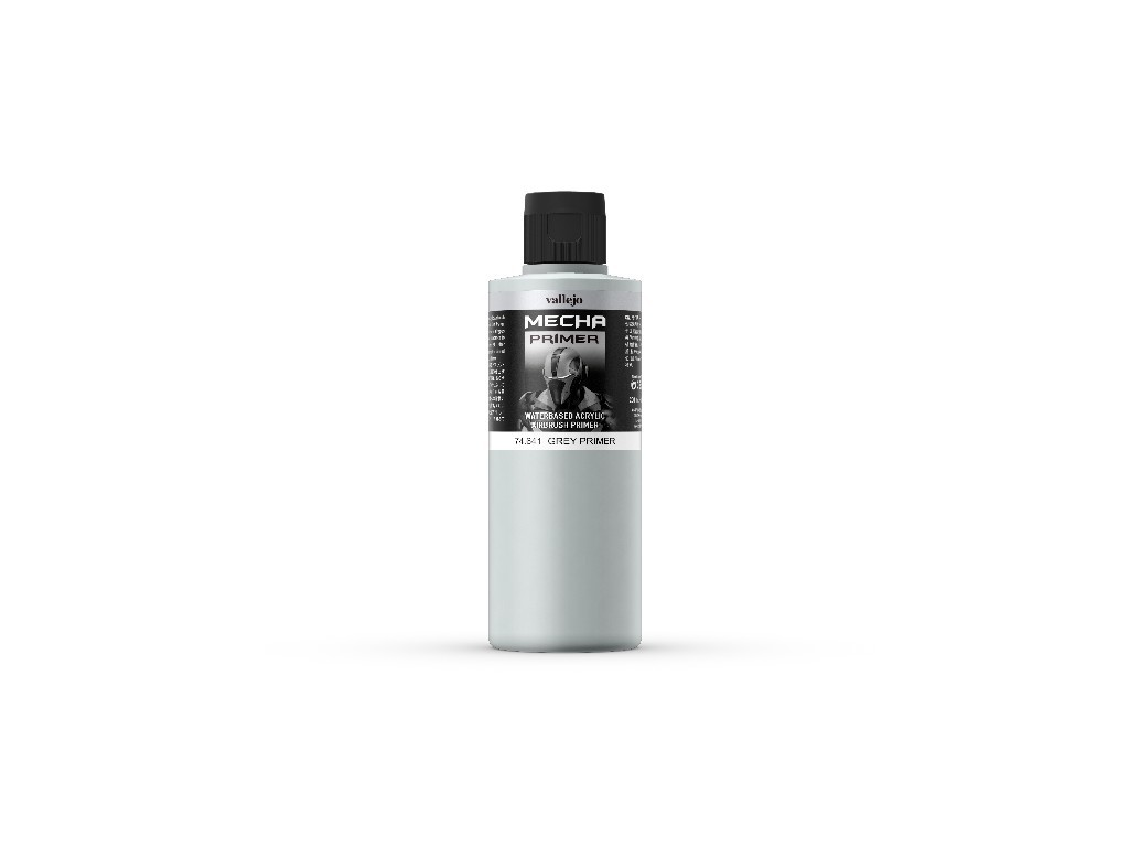 Vallejo - Surface Primer 74641 Grey 200 ml.