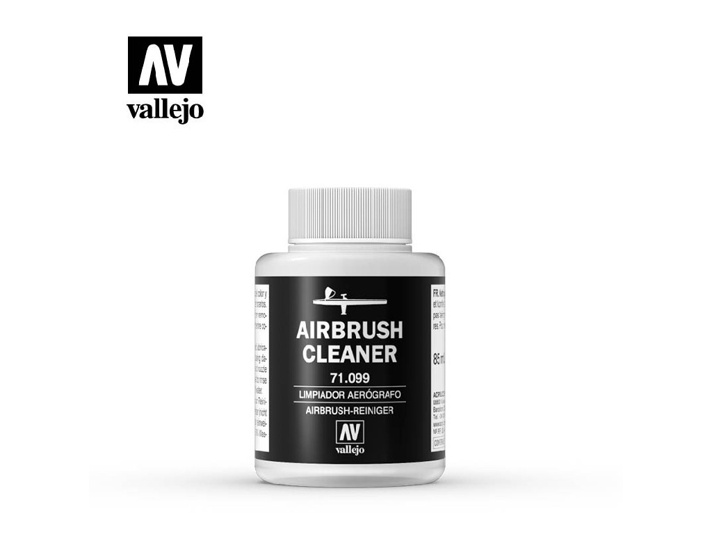 Vallejo  - Airbrush Cleaner 71099 85 ml.
