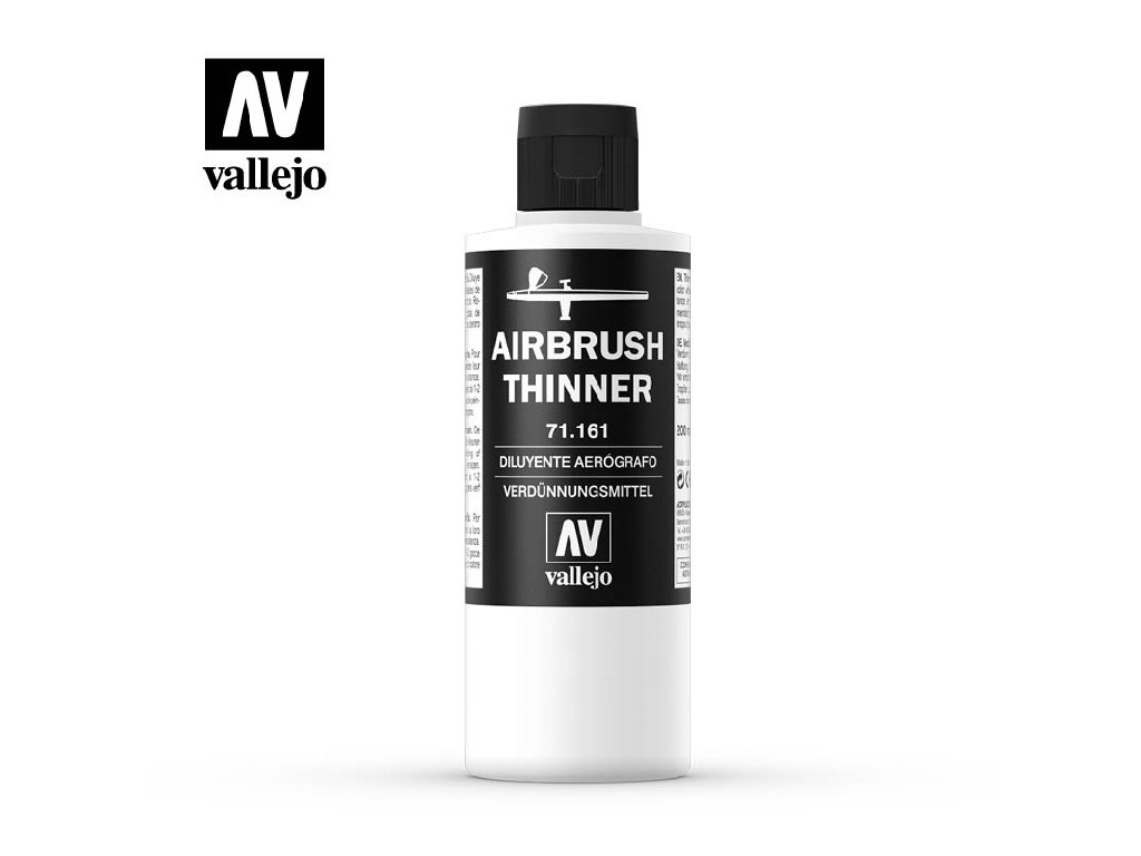 Vallejo  - Airbrush Thinner 71161 200 ml.