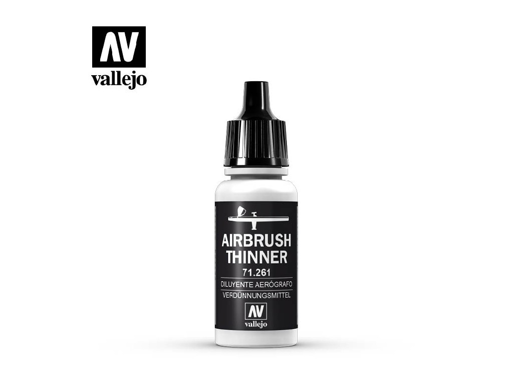Vallejo  - Airbrush Thinner 71261 17 ml.