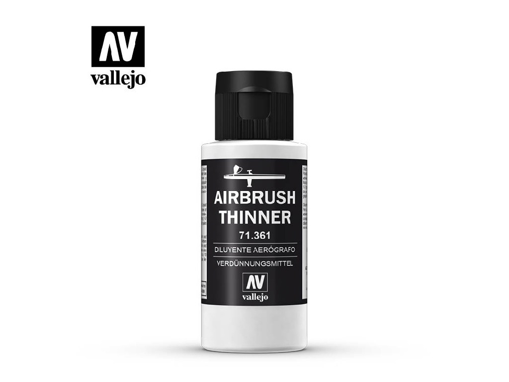 Vallejo  - Airbrush Thinner 71361 60 ml.