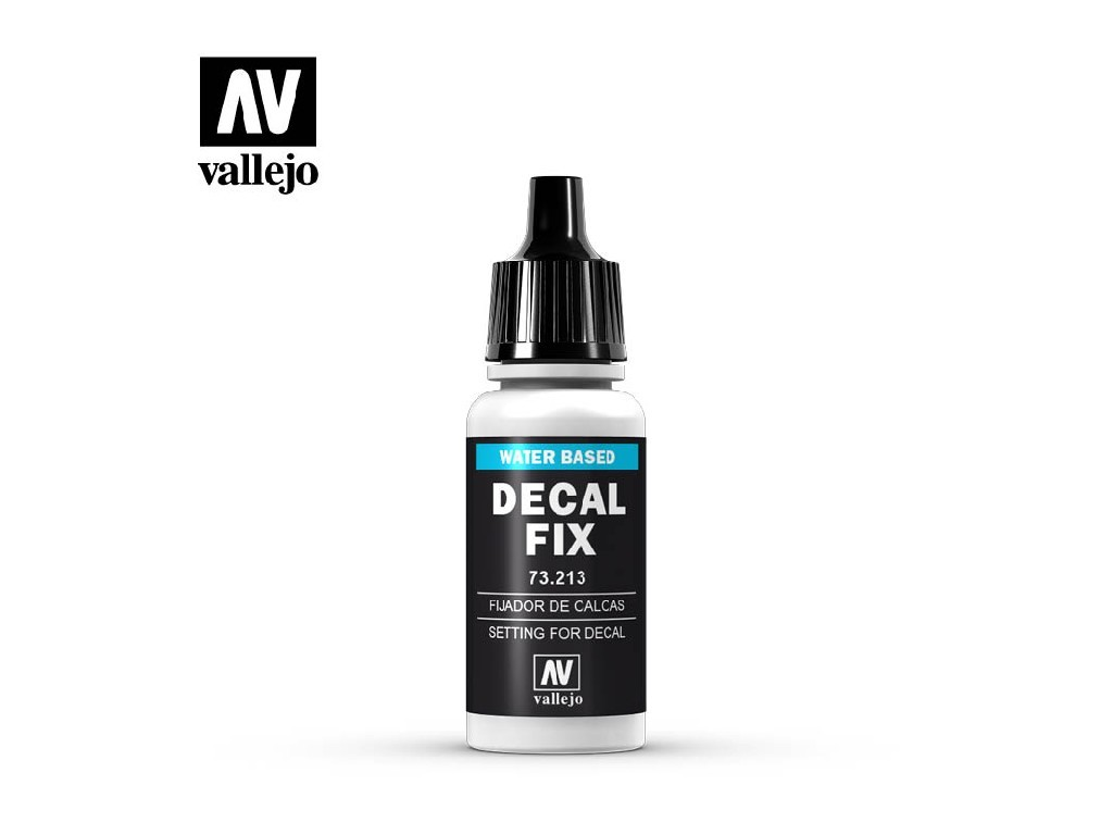 Vallejo - Pomocné produkty 73213 Decal Fix 17 ml.