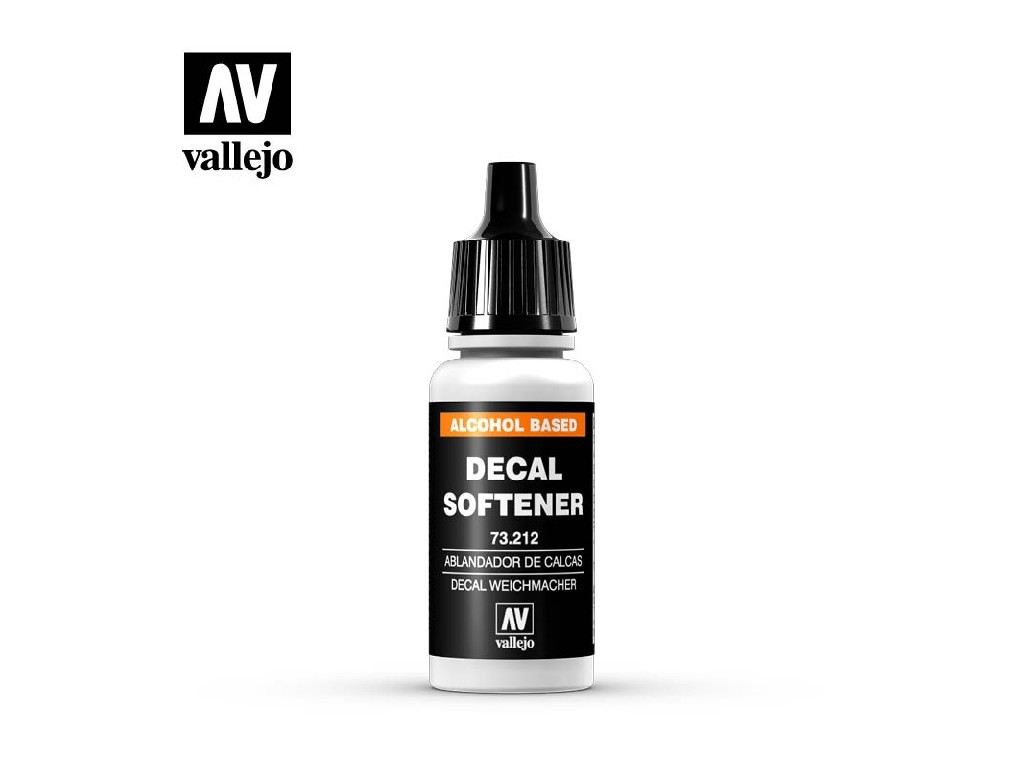Vallejo  - Decal Medium 73212 17 ml.