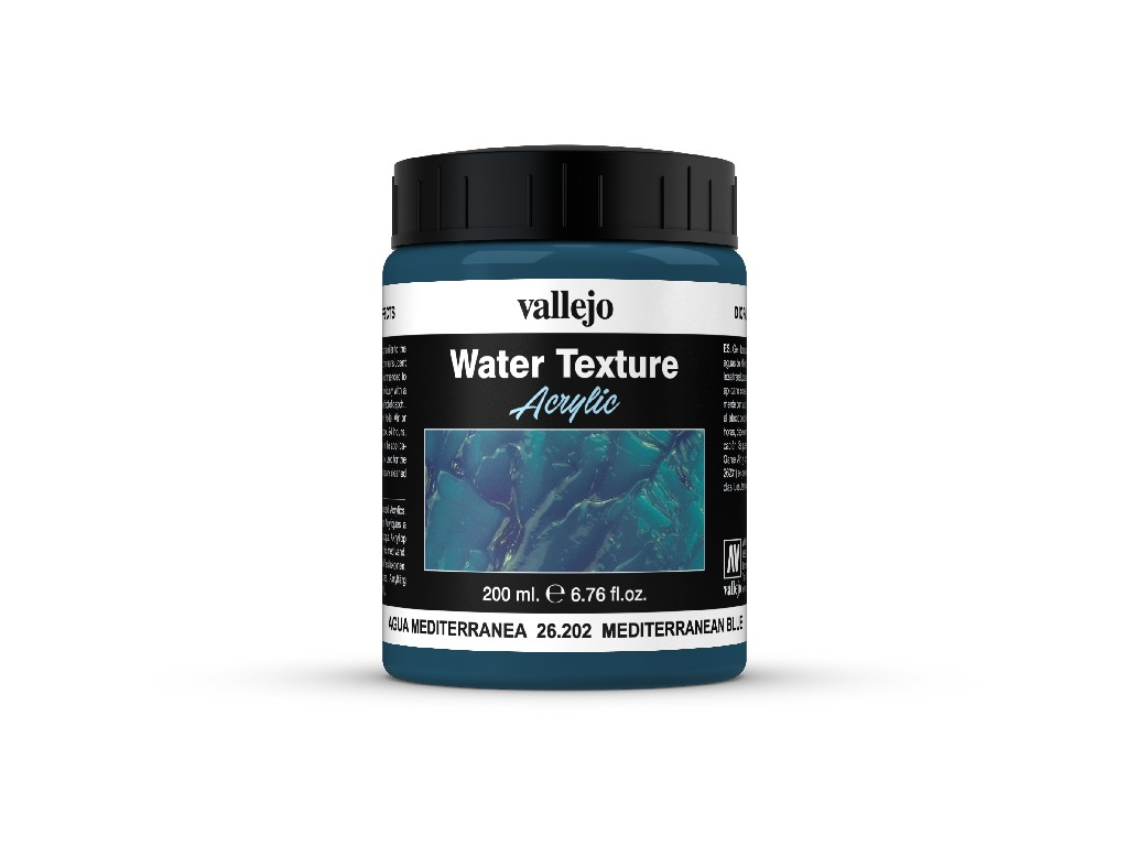 Vallejo Diorama Effects - Mediterranean Blue  26202 200 ml.