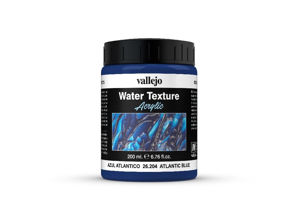 Vallejo Diorama Effects - Atlantic Blue  26204 200 ml.