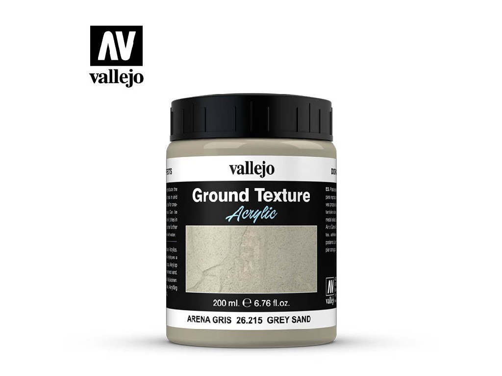 Vallejo Diorama Effects - Sandy Paste 26215 200 ml.
