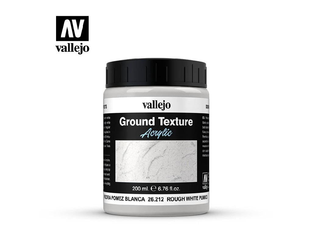 Vallejo Diorama Effects - White Pumice  26212 200 ml.