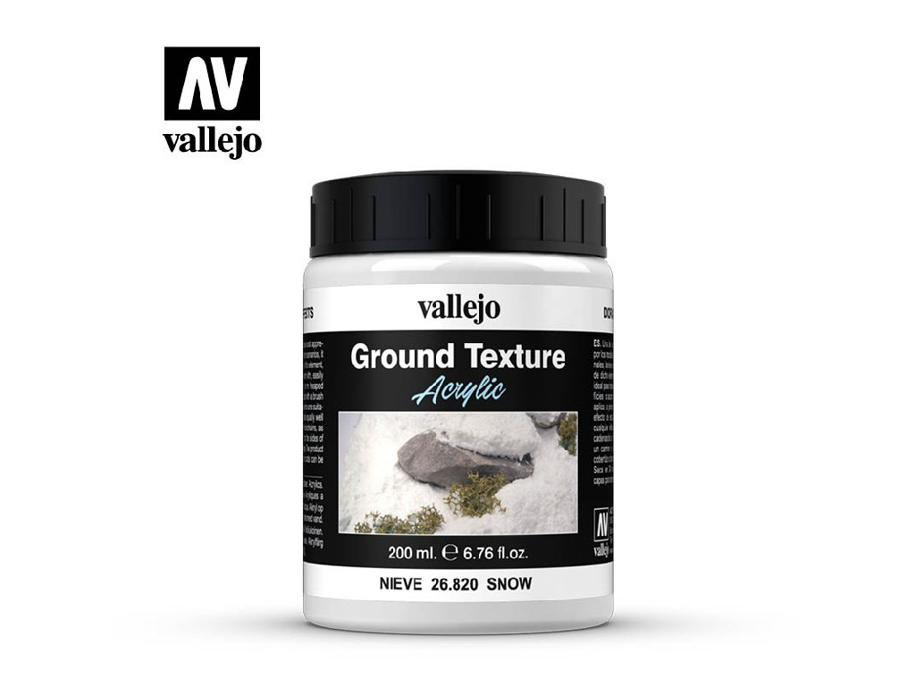 Vallejo Diorama Effects - Snow 26820 200 ml.