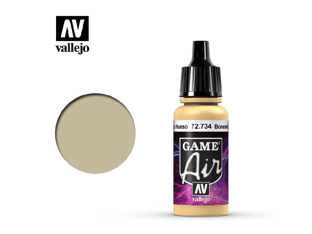 Vallejo - Game Air 72734 Bonewhite 17 ml.