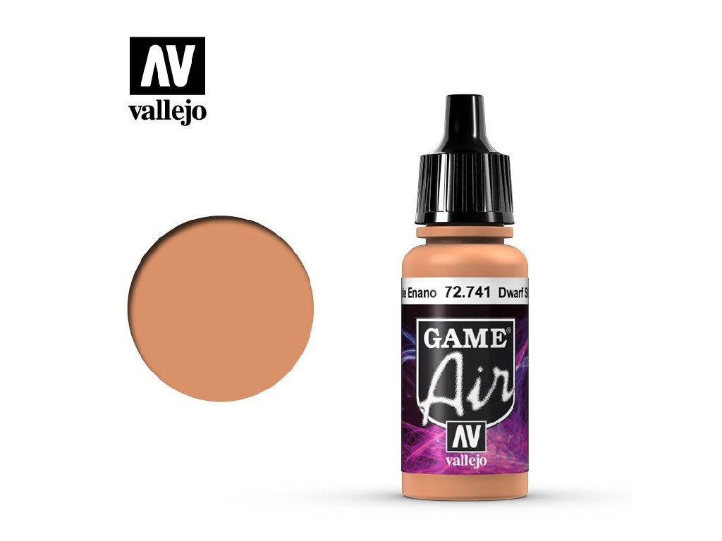 Vallejo - Game Air 72741 Dwarf Skin 17 ml.