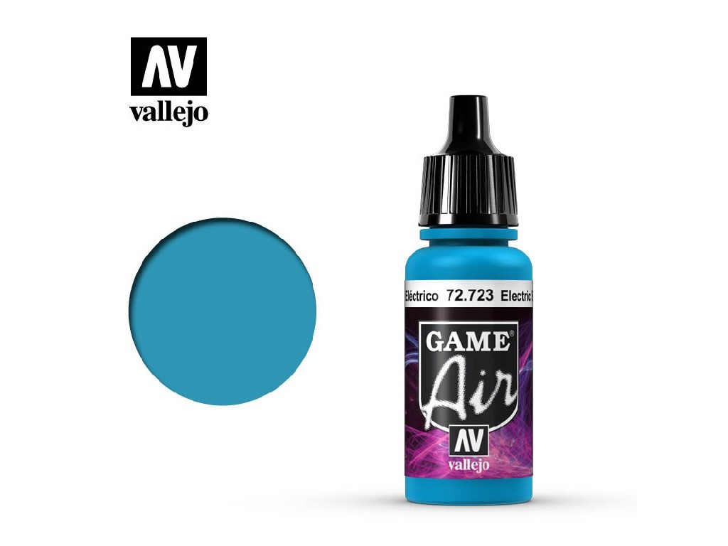 Vallejo - Game Air 72723 Electric Blue 17 ml.