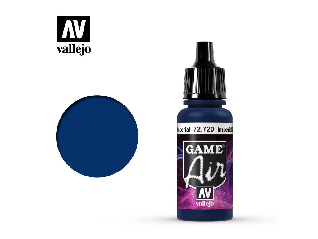 Vallejo - Game Air 72720 Imperial Blue 17 ml.
