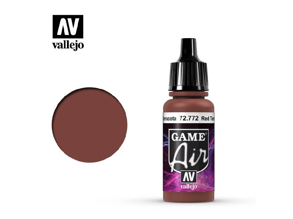 Vallejo - Game Air 72772 Red Terracotta 17 ml.