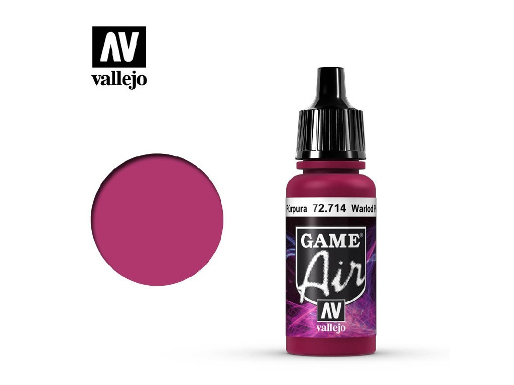 Vallejo - Game Air 72714 Warlord Purple 17 ml.