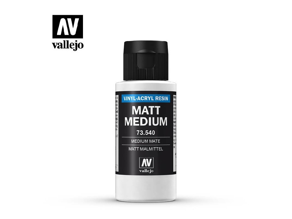 Vallejo  - Matt Medium 73540 60 ml.