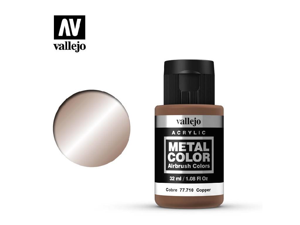 Vallejo - Metal Color 77710 Copper 32ml.